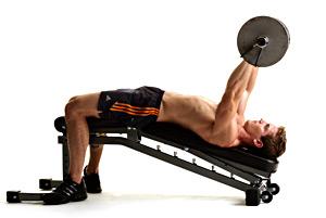 decline triceps 1